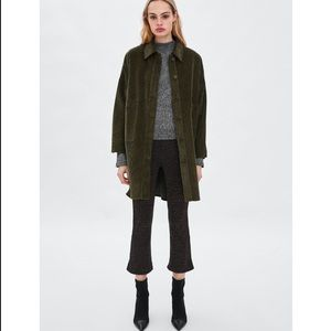 Zara Mini Flare Trousers